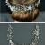 TLH3067 – freshwater pearl & diamante bridal hair vine