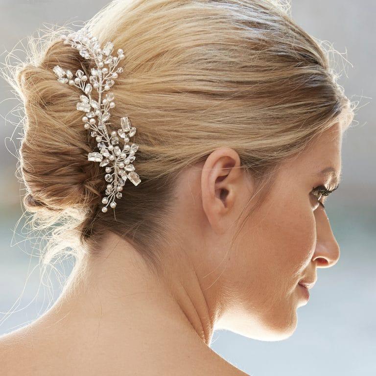 ar580 bridal hair comb