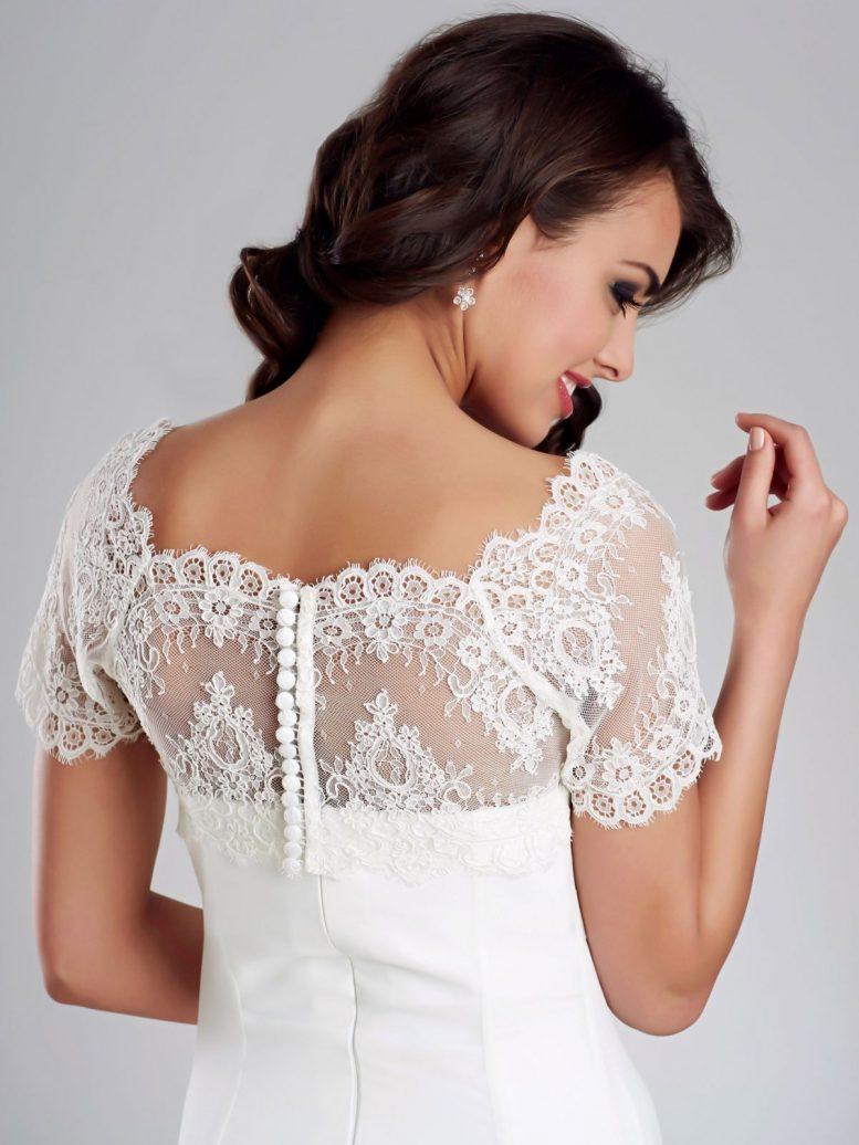 BB148 bridal jacket