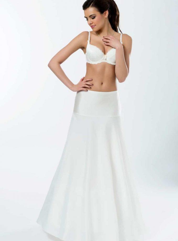 H9-190 BP9-190 A line bridal underskirt petticoat