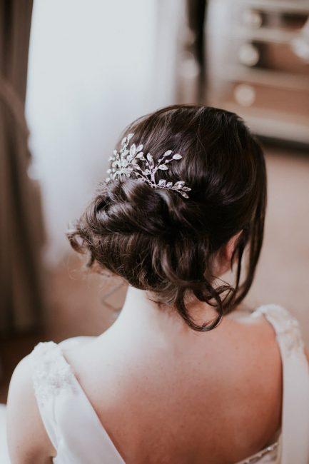hp4334 bridal hair pin
