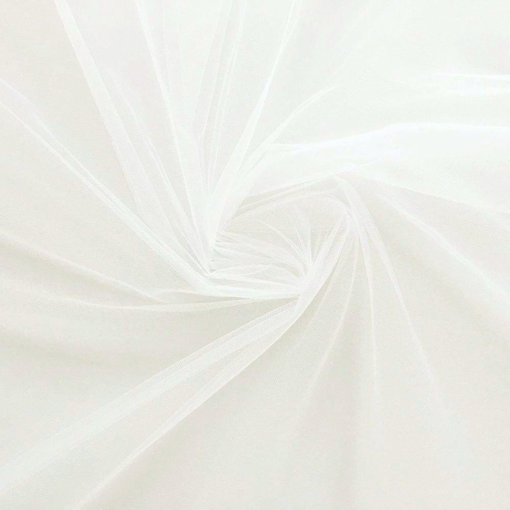 Light Ivory Tulle