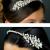 TLT4533 – pearl & diamante side headband