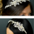TLT4633 – hand wired pearl & diamante side headband