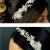 TLT4640 – freshwater pearl, bead & diamante tiara