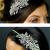 TLT4653 – rhodium crystal & diamante side tiara