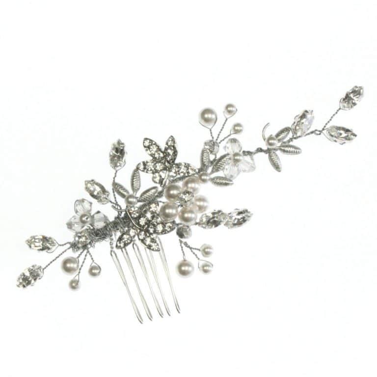 ar554 bridal hair comb