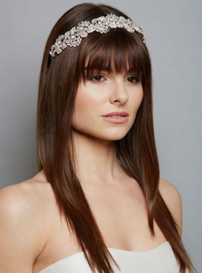 aw1256 bridal headband
