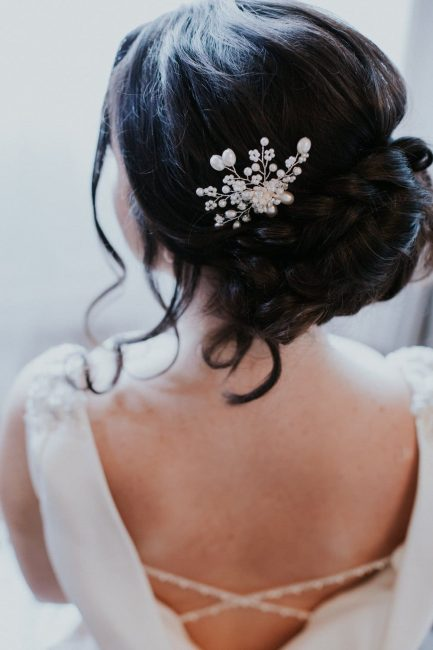 hp4498 bridal hair pin