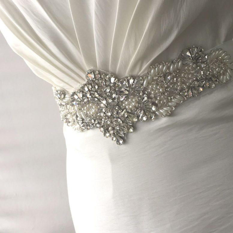 LBE364 bridal belt