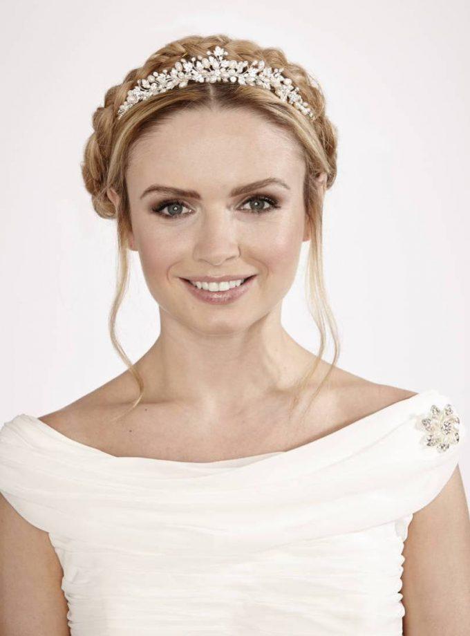 lt563 wedding tiara by Linzi Jay