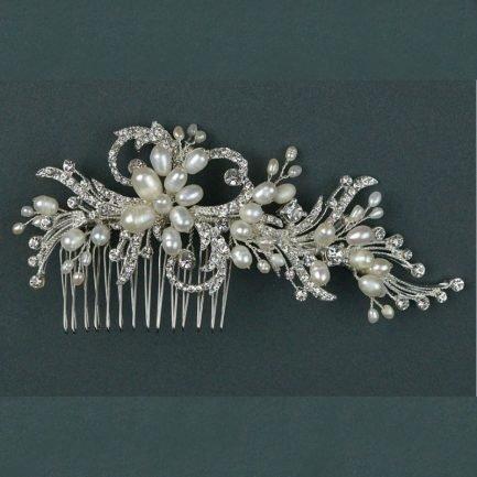 TLH3058 bridal hair comb