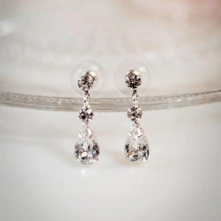 tls1547 bridal earrings