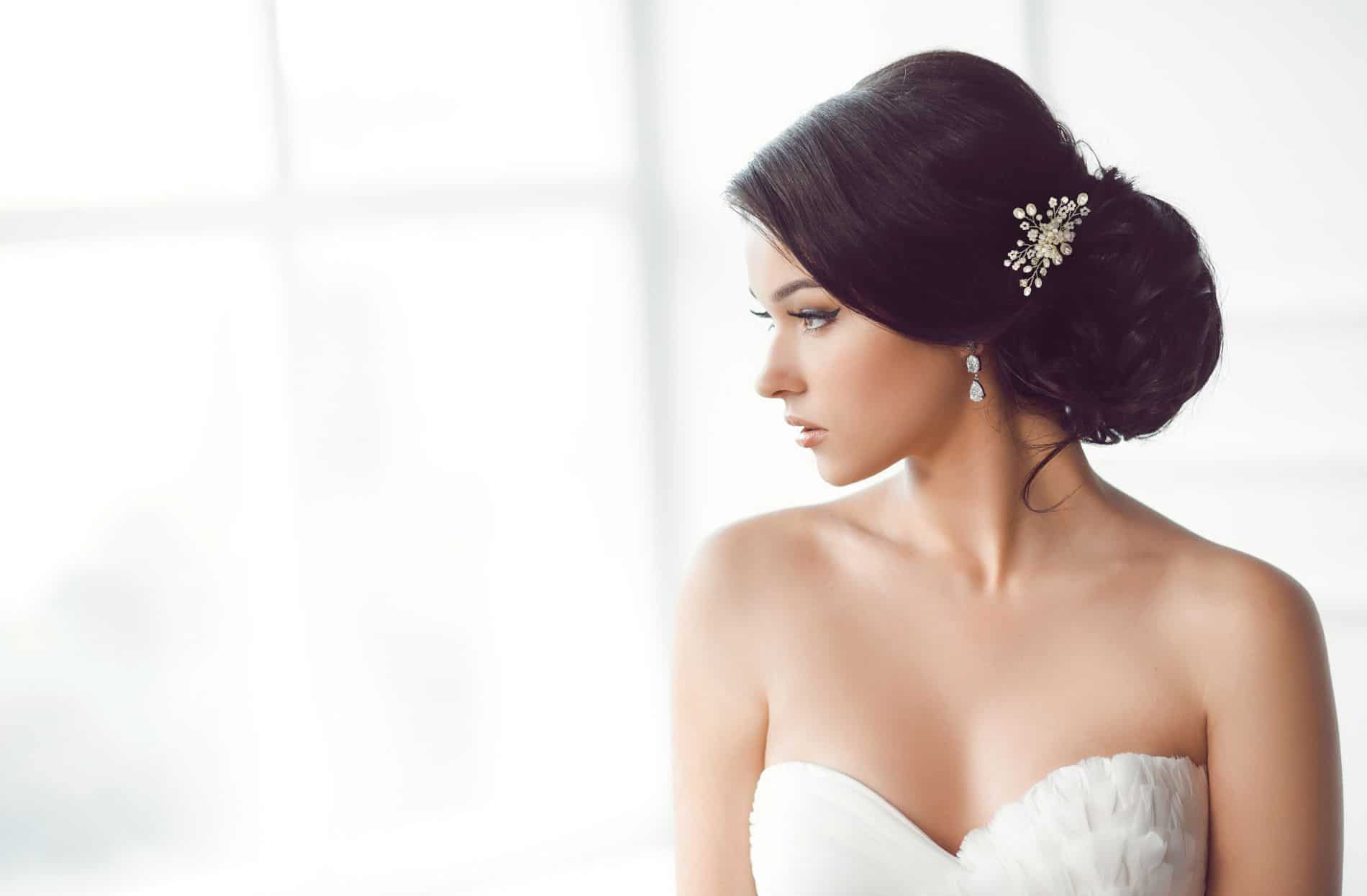 bridal headpiece collections