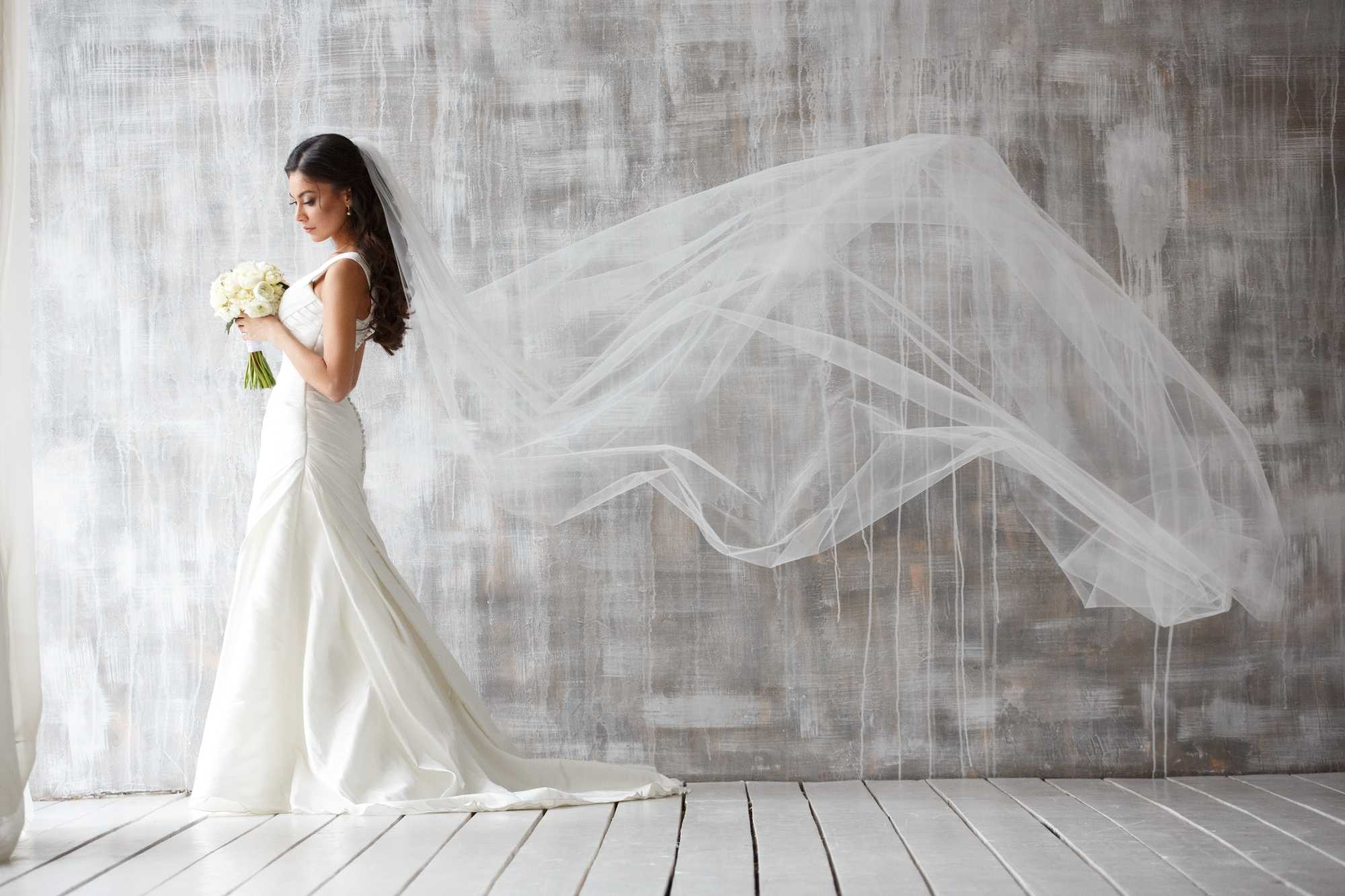 Wedding bridal veil guide q&a