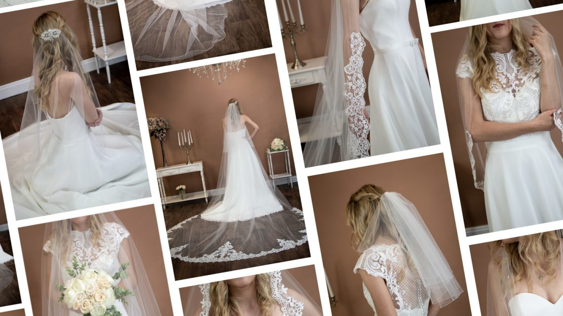 Our New Wedding Veil Collection For 2020 Has Just Dropped!