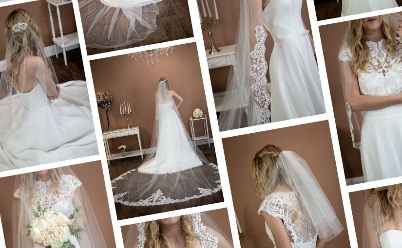 Over 40 New Wedding Veil Designs Just Added!