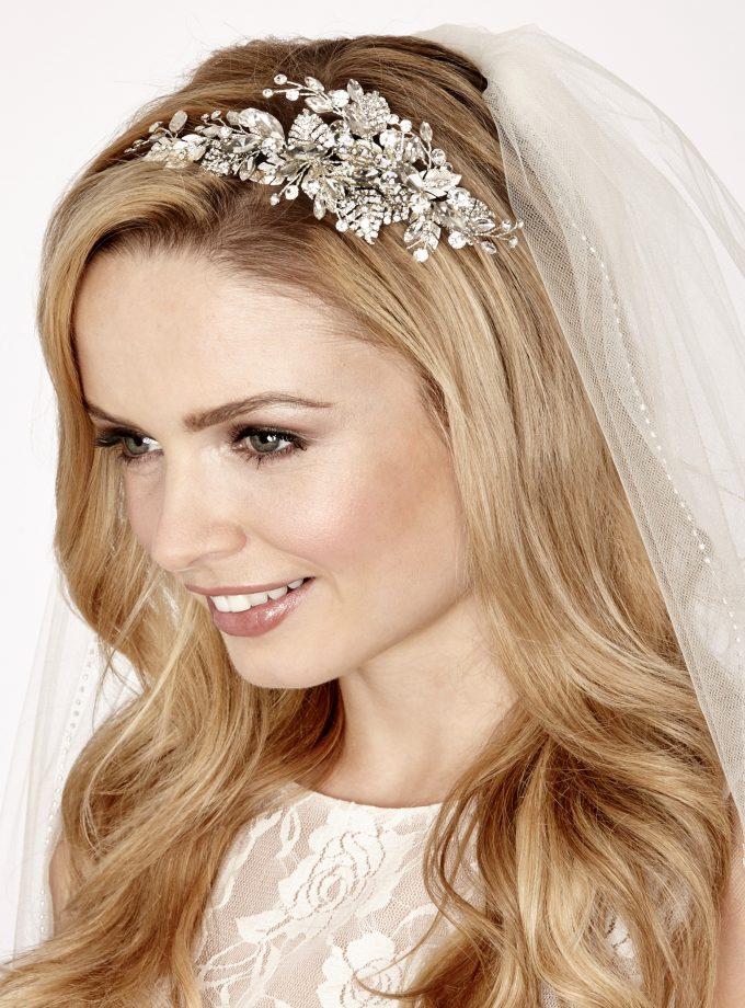 lt618 wedding tiara