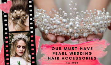 Our Must-Have Pearl Wedding Hair Accessories {VIDEO}
