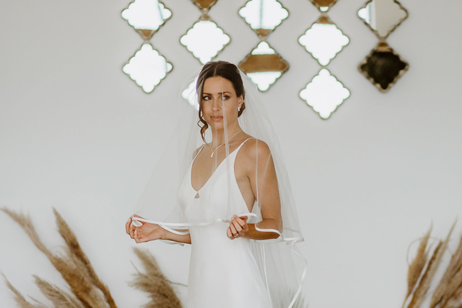 9 Beautiful Wedding Veil Styles You Should Know About